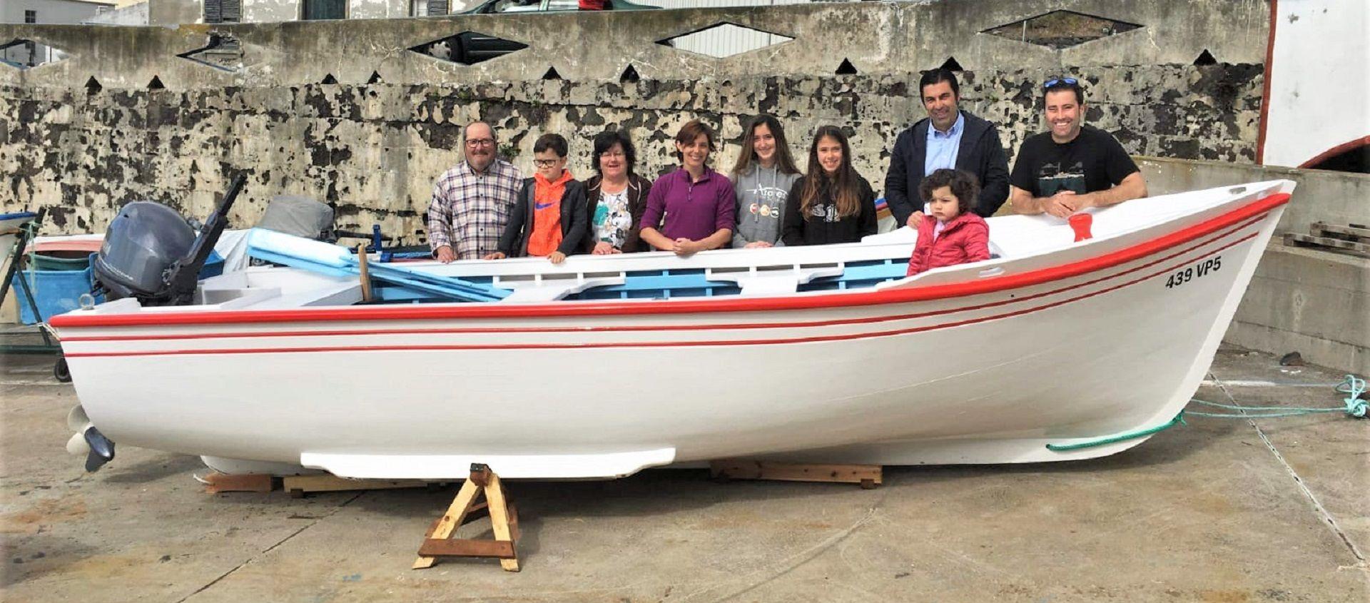Barcos de Madeira, um regresso na ilha de Santa Maria