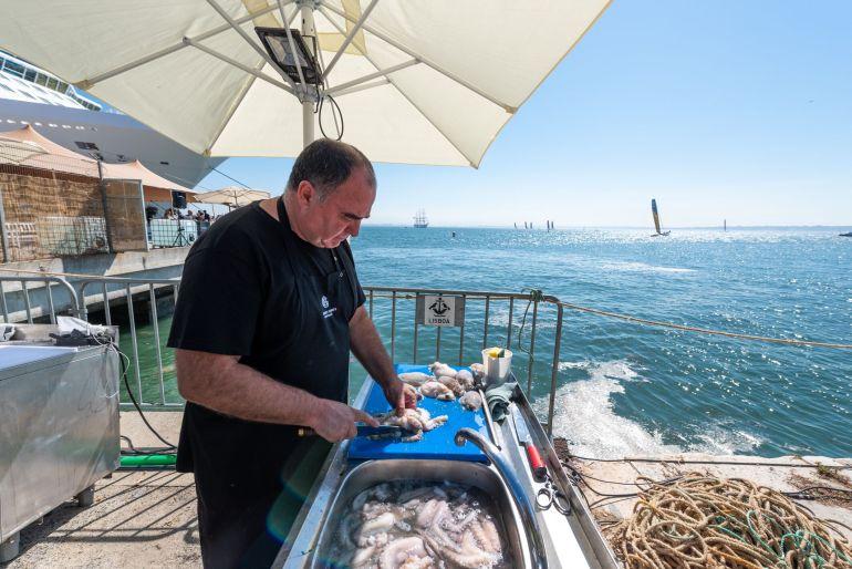 """O Melhor Peixe do Mundo amanhado pelo Chef Vitor Sobral"""""""