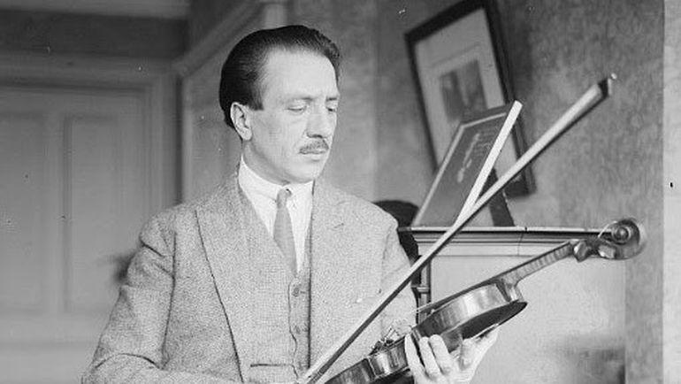 Jacques Thibaud 1880-1953
