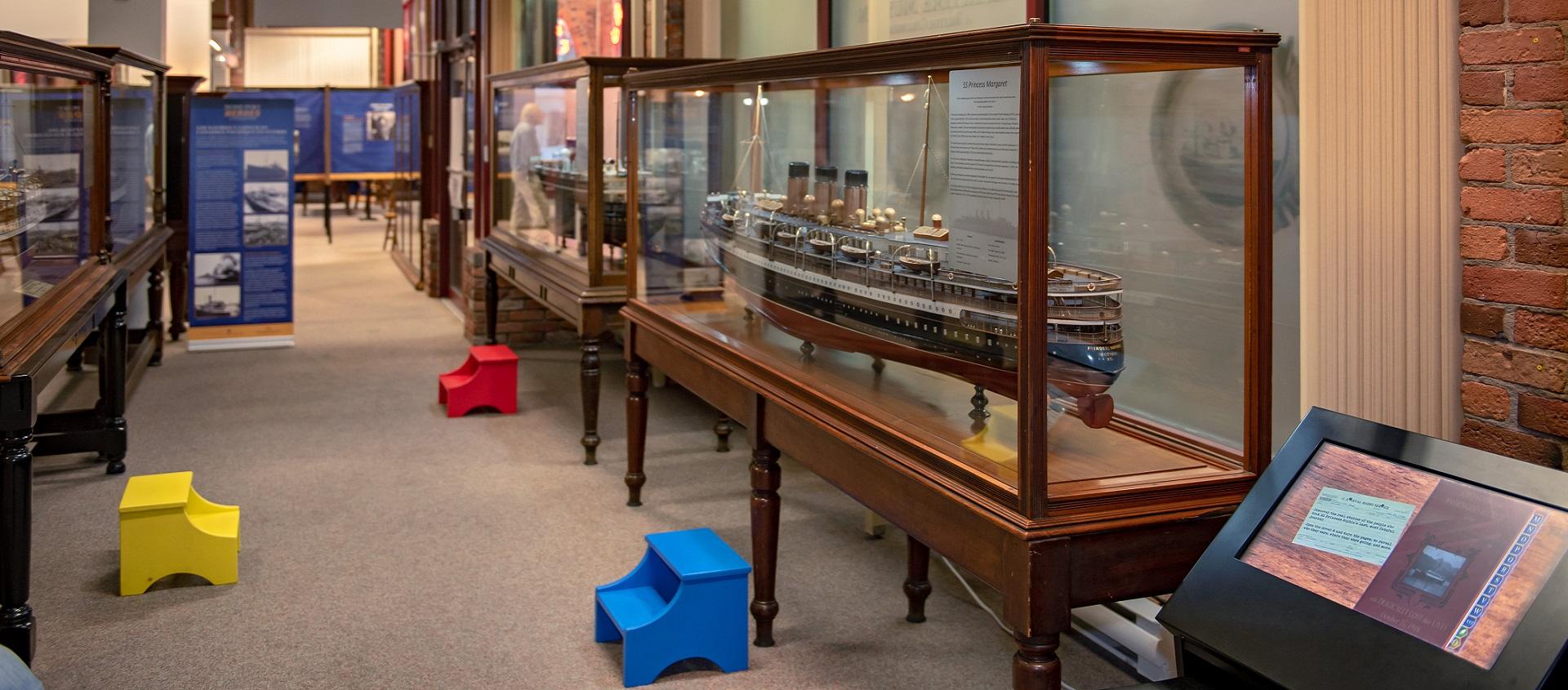 Uma joia do Pacífico – O Museu Marítimo da Colúmbia Britânica
