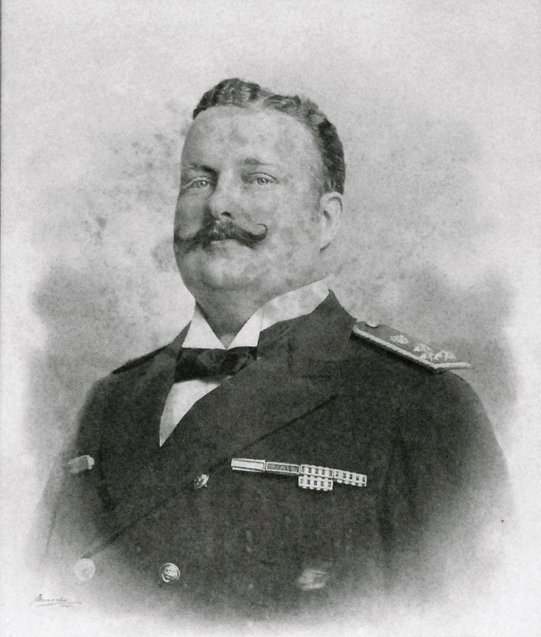 D. Carlos de Bragança.
