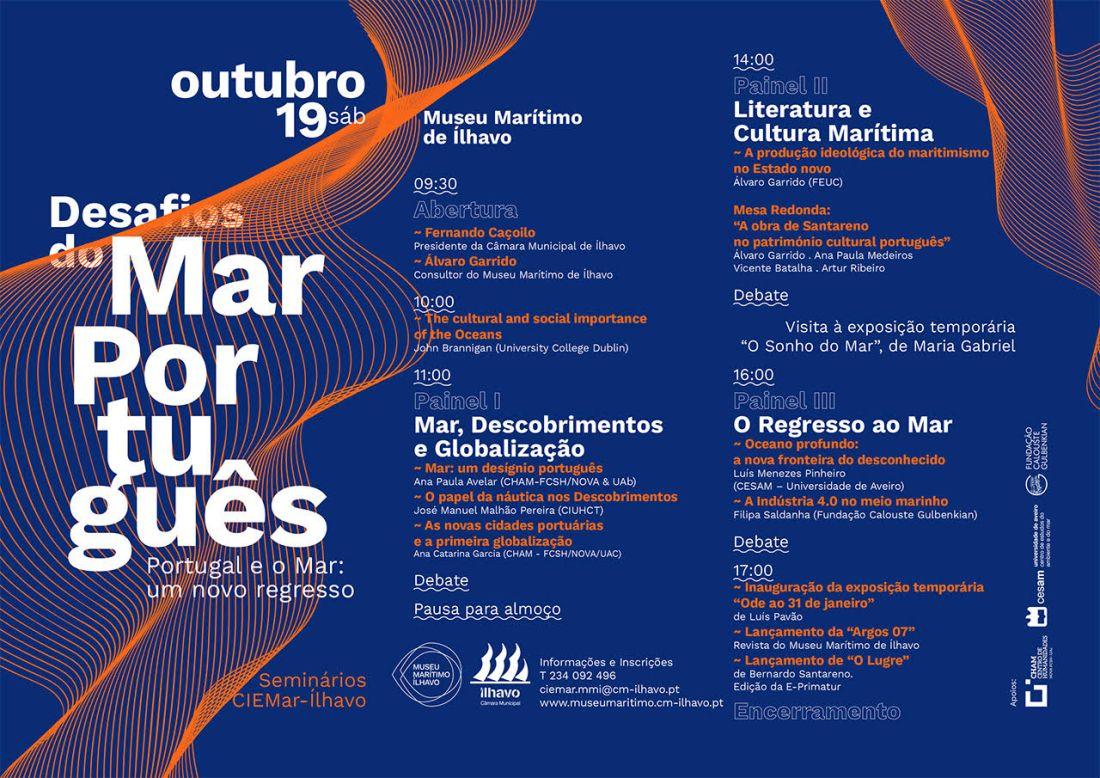 Desafios do Mar Português - VIII Seminário 20