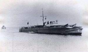 "Os ""Schnellboote"" na Armada Espanhola 55"