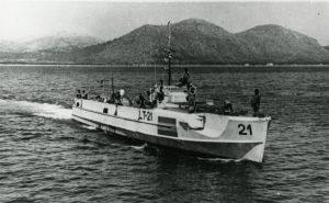 "Os ""Schnellboote"" na Armada Espanhola 59"