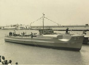 "Os ""Schnellboote"" na Armada Espanhola 63"