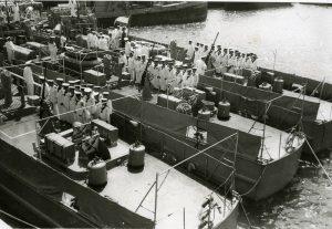 "Os ""Schnellboote"" na Armada Espanhola 64"