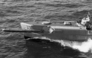 "Os ""Schnellboote"" na Armada Espanhola 65"