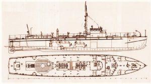 "Os ""Schnellboote"" na Armada Espanhola 52"