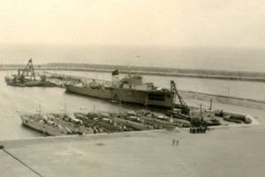 "Os ""Schnellboote"" na Armada Espanhola 56"