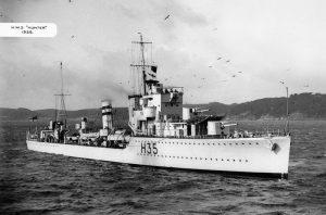 "Os ""Schnellboote"" na Armada Espanhola 57"