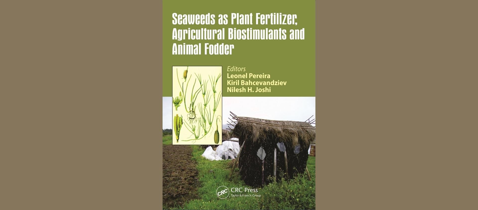 Algas como fertilizantes, bioestimulantes agrícolas e forragens para animais    .