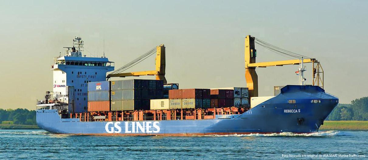 REBECCA S reforça frota da GS Lines