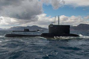 Porque são importantes os submarinos para Portugal? 35