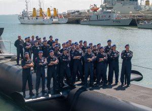 Porque são importantes os submarinos para Portugal? 34