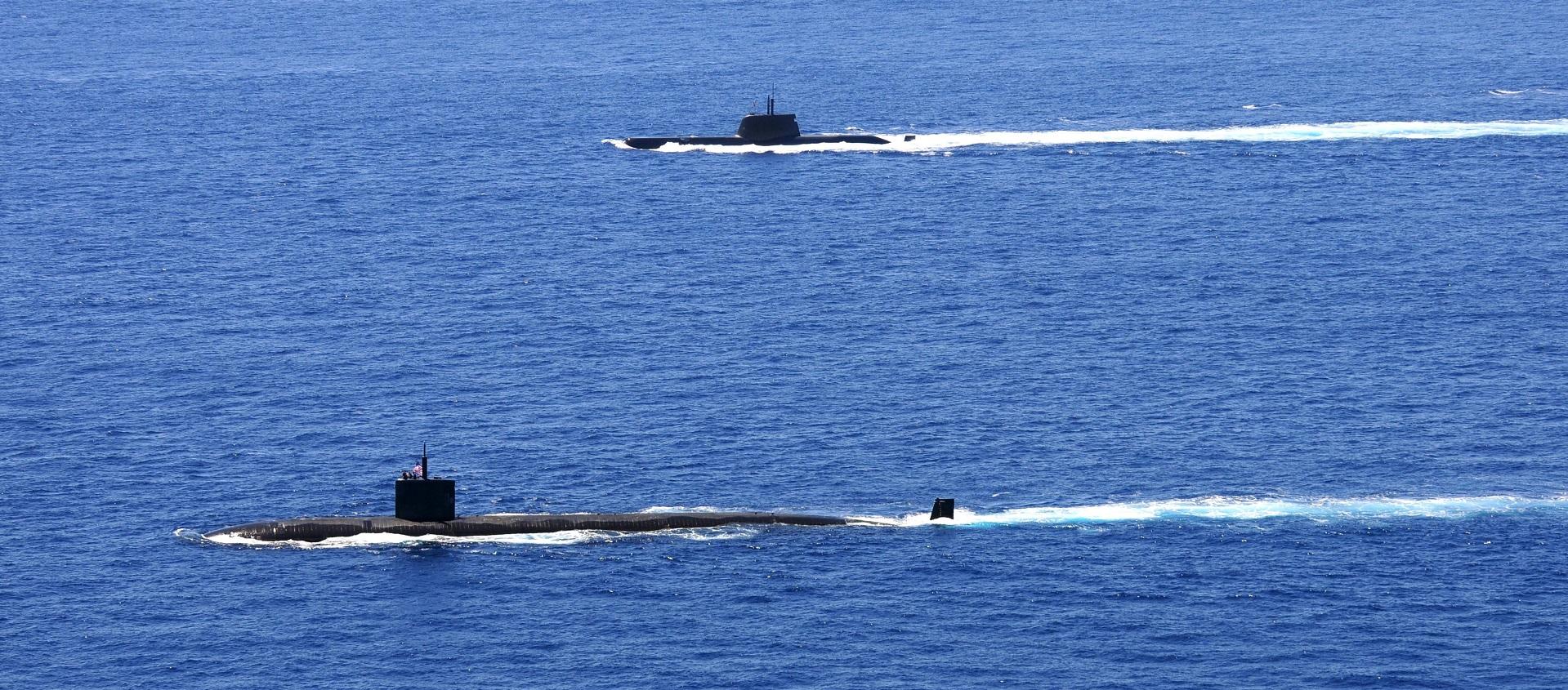 Porque são importantes os submarinos para Portugal?