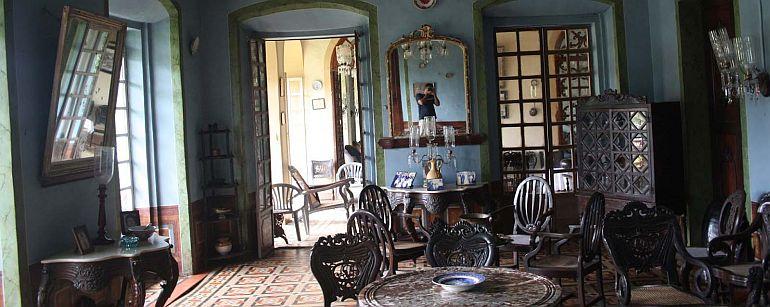 Casa dos Bragança (Governo de Goa, Heritage Mansions)