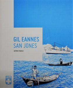 Navio Museu Gil Eannes, Viana do Castelo, livro, Antrónio Trabulo, San Jones, Rui Carvalho