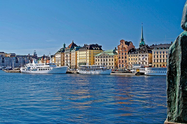 Estocolmo (Imagem de Kevin Phillips por a pixabay)
