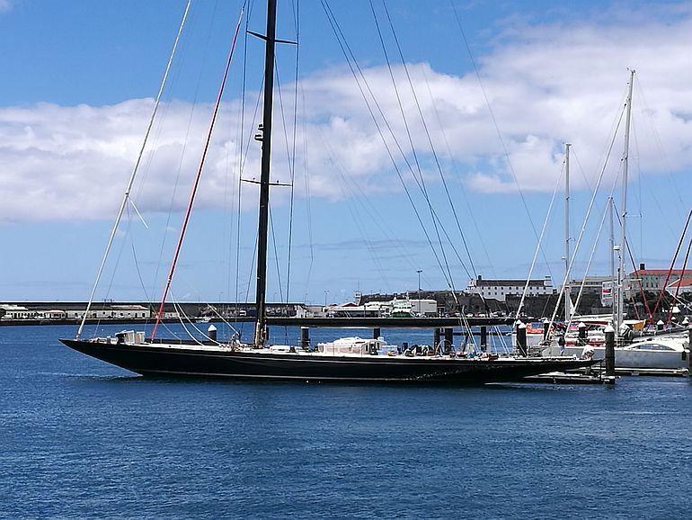 A Economia Azul abrange uma vasta gama de sectores. A náutica de recreio em Ponta Delgada (foto de João Gonçalves)