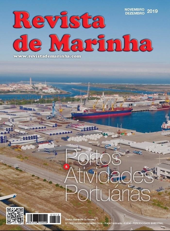 A edição nº1012 da Revista de Marinha 64