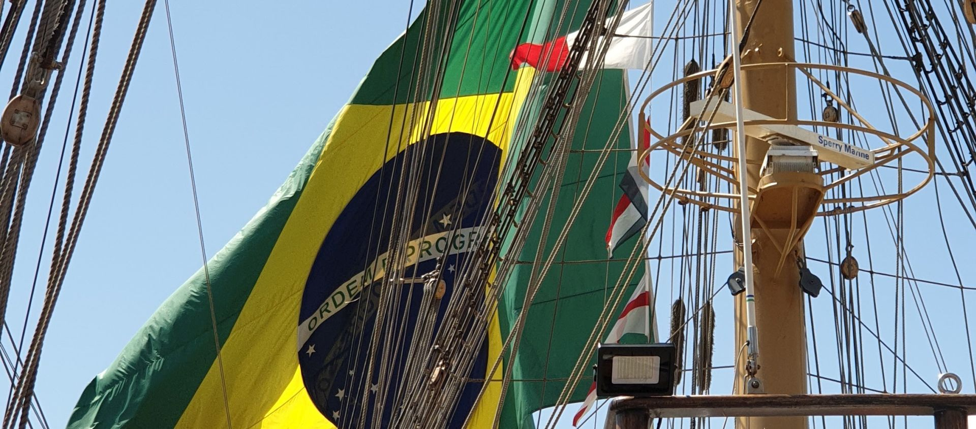 Cerimónias da Marinha do Brasil em Janeiro