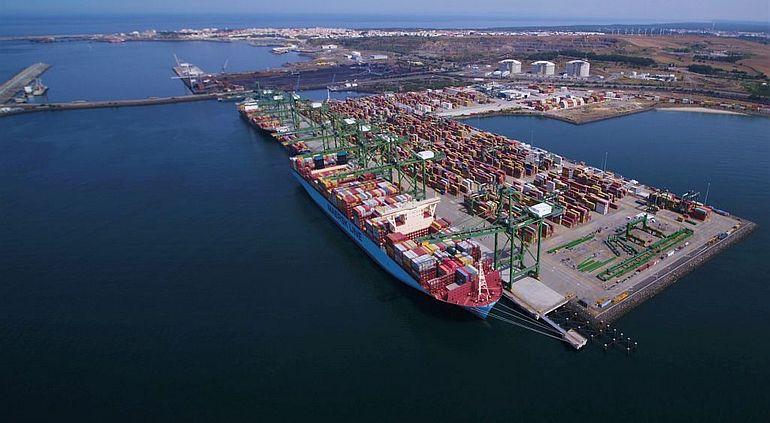 A localização geoestratégica, nomeadamente com os Açores e com o porto de Sines, é relevante. (foto APS)