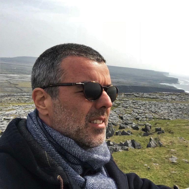 Duarte Bué Alves, o autor premiado de 2019.