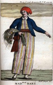 Jeanne Baret a primeira mulher a circum navegar o Globo na expedição de Louis Antoine de Bougainville nas fragatas francesas La Boudeuse e Étoile, de 1766 a 1769