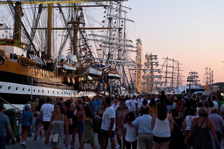 Tallships Races Lisboa