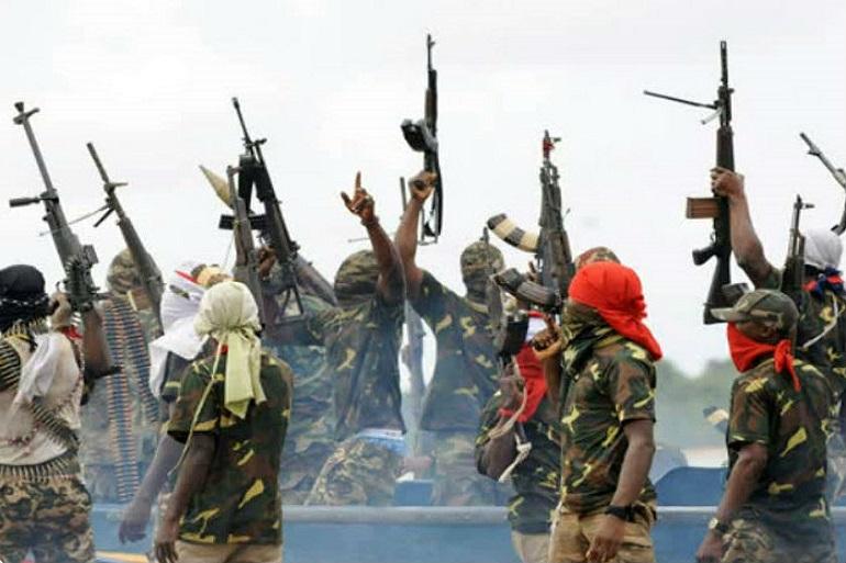 Os piratas nigerianos foram considerados dos mais violentos.