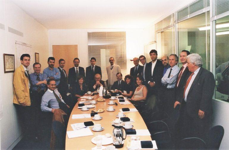 Há 22 anos Expo 98 última reunião da Direcção de Operações
