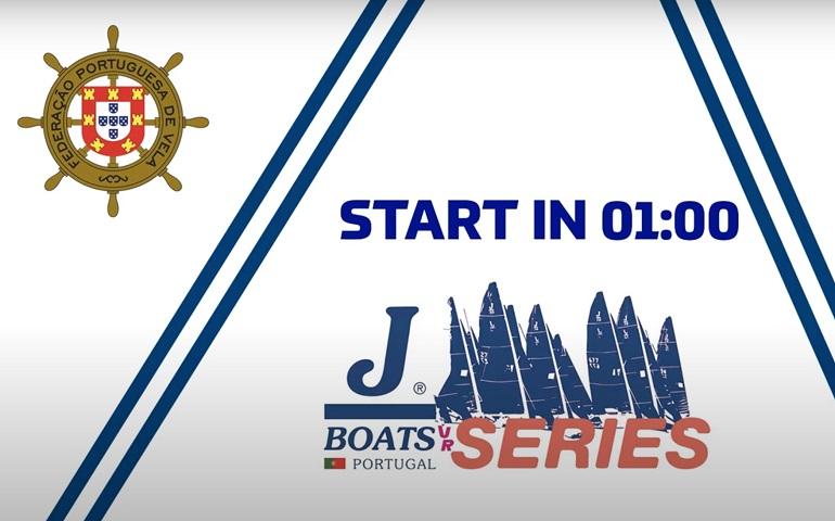 A J Boats Portugal VR Series tem o apoio da Federação Portuguesa de Vela (imagem Luís Veríssimo)