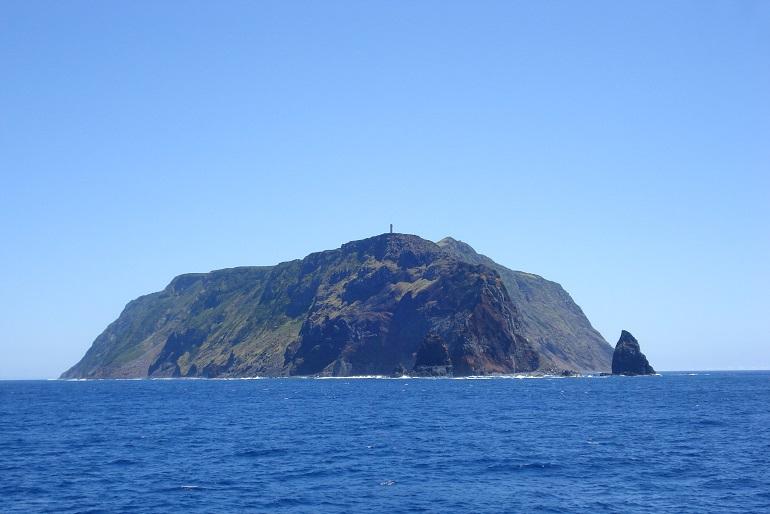 A ilha de S. Jorge, nos Açores, vista na Ponta do Rosais (imagem João Gonçalves)