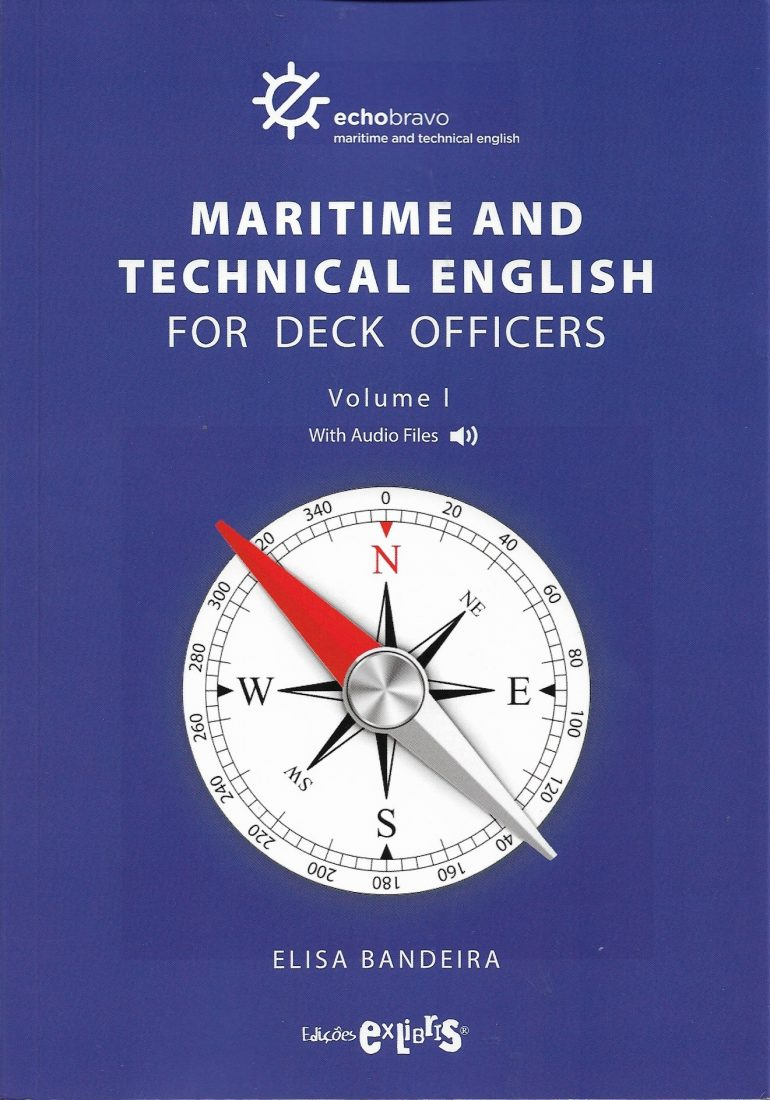 Capa do livro Maritime and Technical English for Deck Officers
