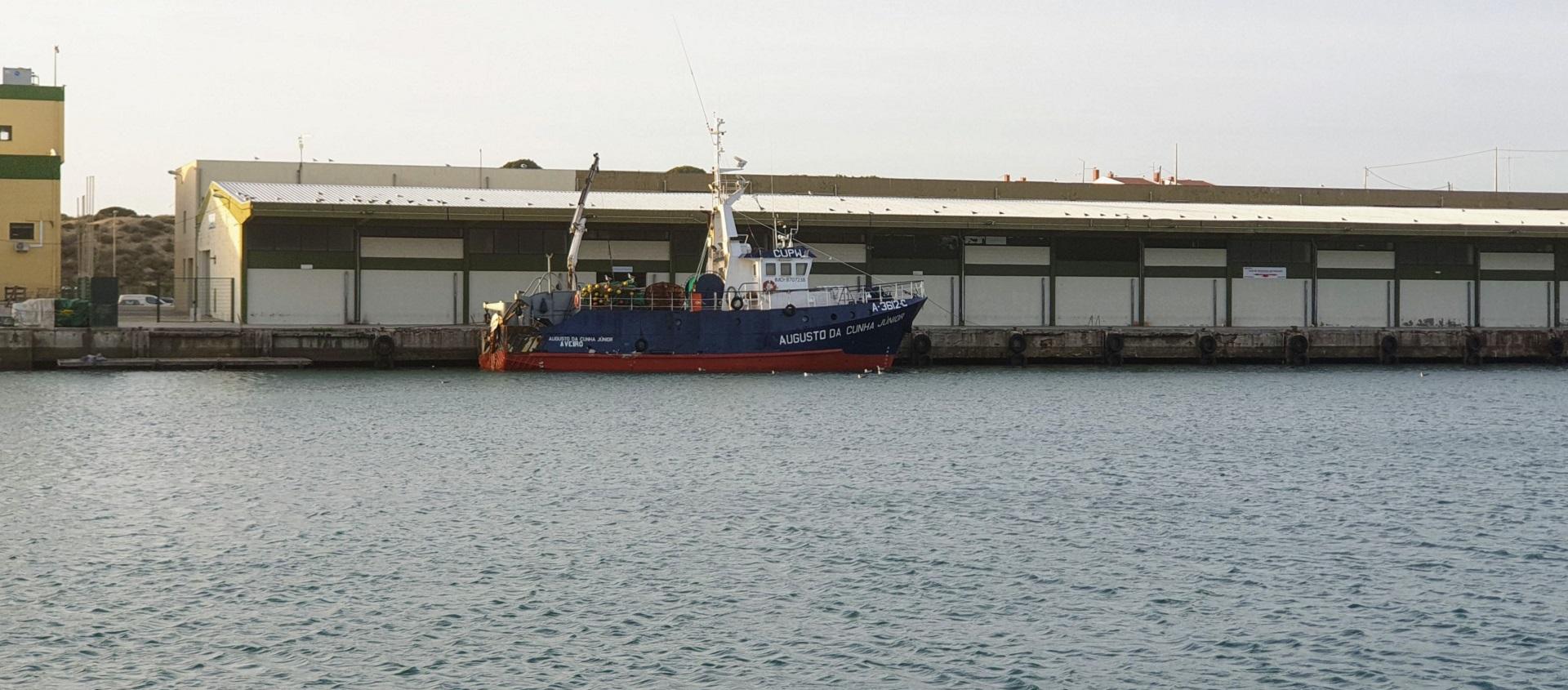 COVID-19, o apoio da Europa às pescas