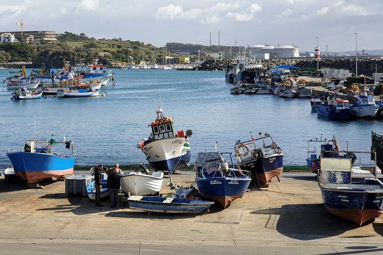 Sines, o porto de pesca (imagem João Gonçalves)