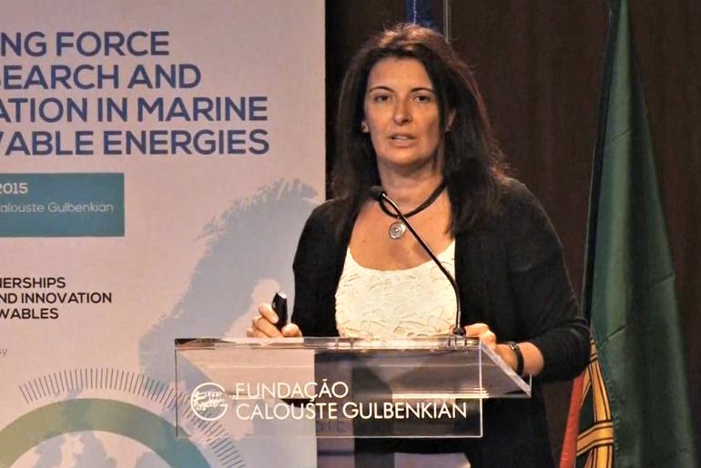 Ana Brito e Melo é Senior Adviser no WaveEC - Offshore Renewables (imagem WavEC)