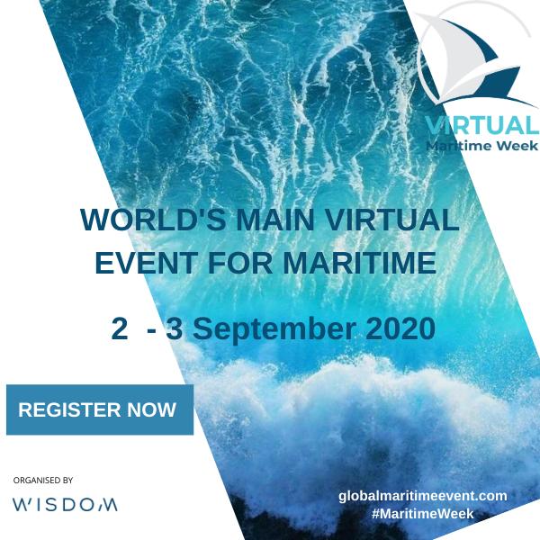 Virtual 48 hour Global Maritime Week 2020 51
