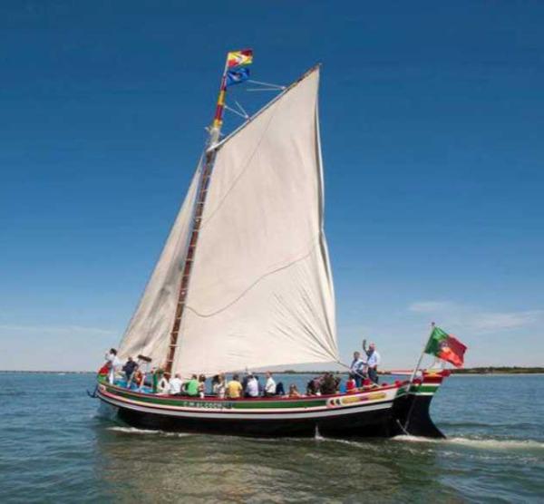 Embarque com o barco BOTE LEÃO 36