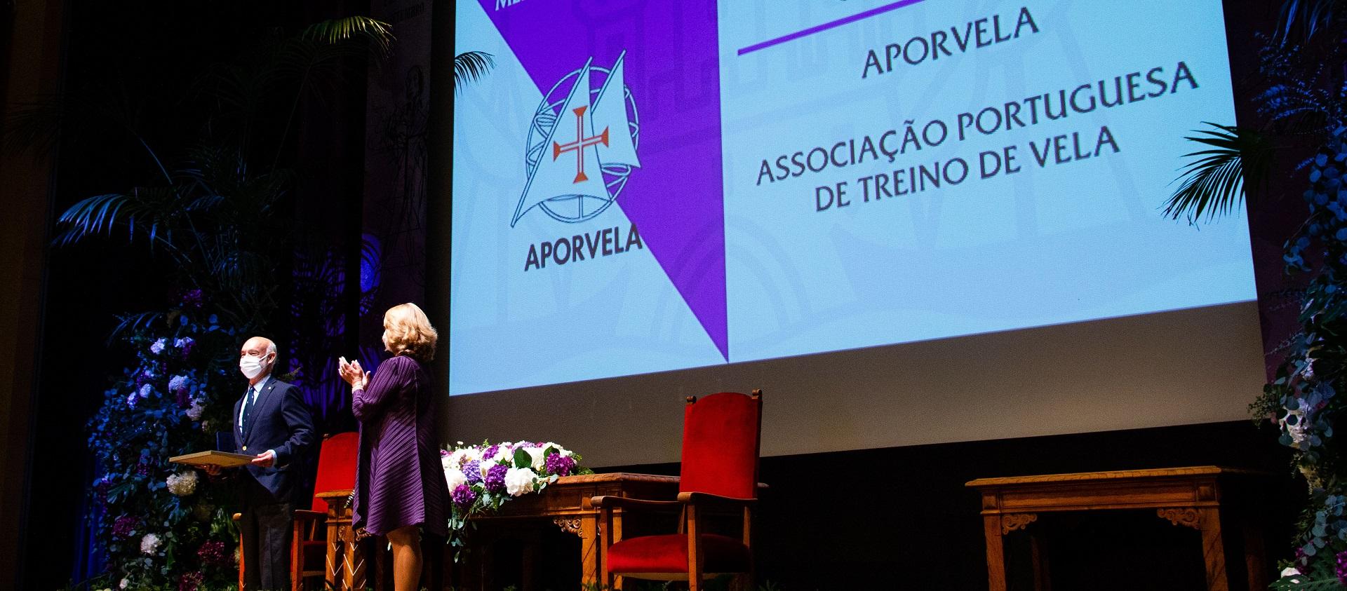 Aporvela recebe medalha de honra da cidade de Setúbal