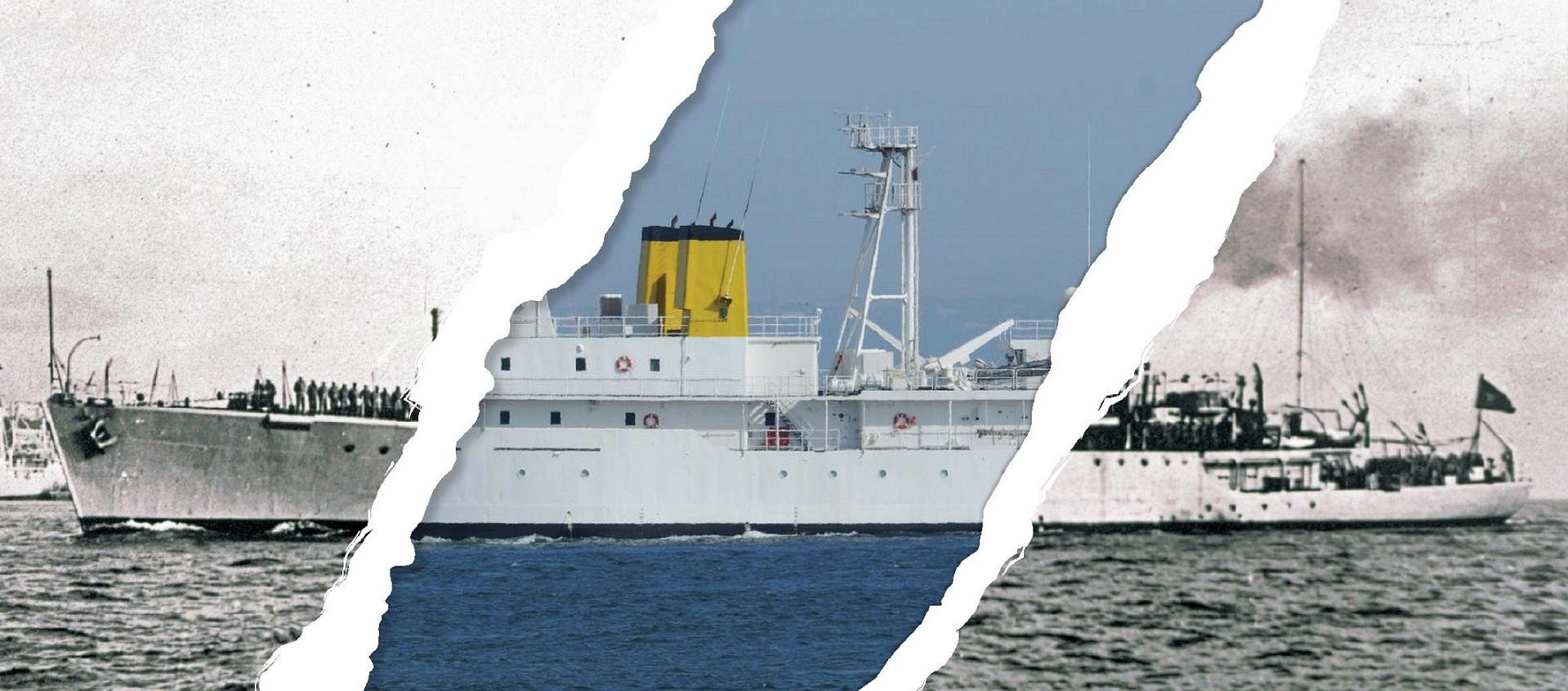 A edição nº1017 da Revista de Marinha