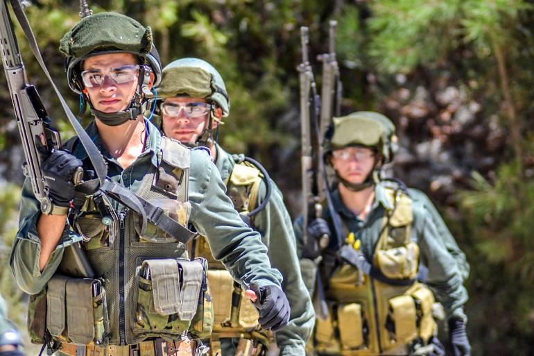 Imagens espetaculares do treino de tiro de combate (imagens MGP)
