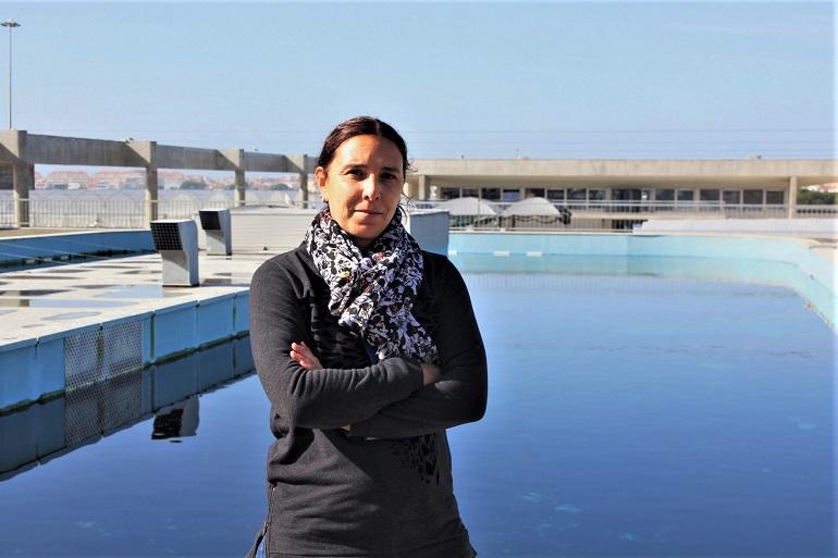 Rute Costa é investigadora no CESAM - Centre for Environmental and Marine Studies, no Departamento de Biologia da Universidade de Aveiro (imagem Universidade de Aveiro)