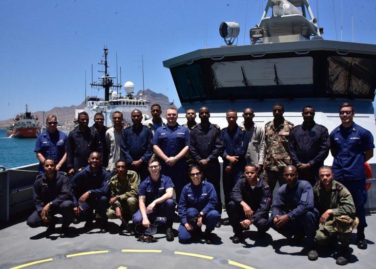 Segurança Marítima na Macaronésia e no Golfo da Guiné: Situação de Cabo Verde (1ª Parte) 27