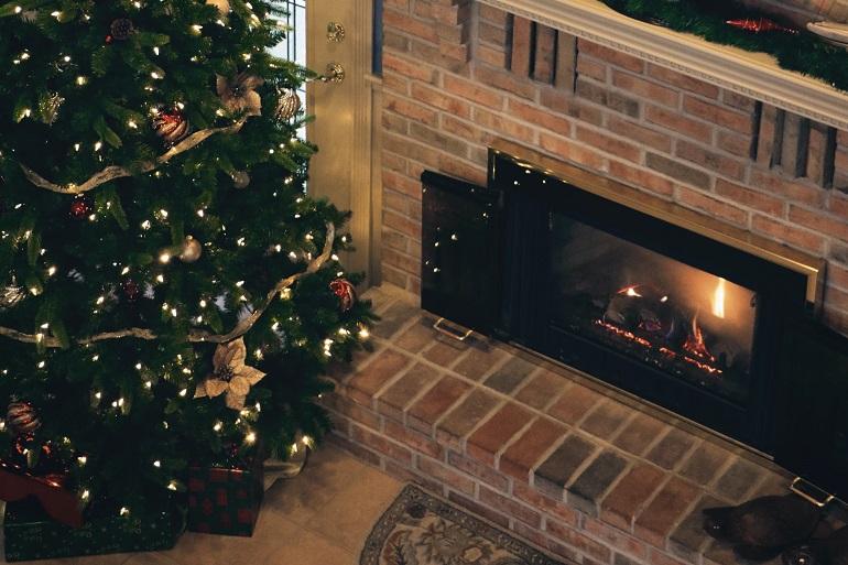 Decoração de Natal (pormenor imagem Tyler Rutherford)