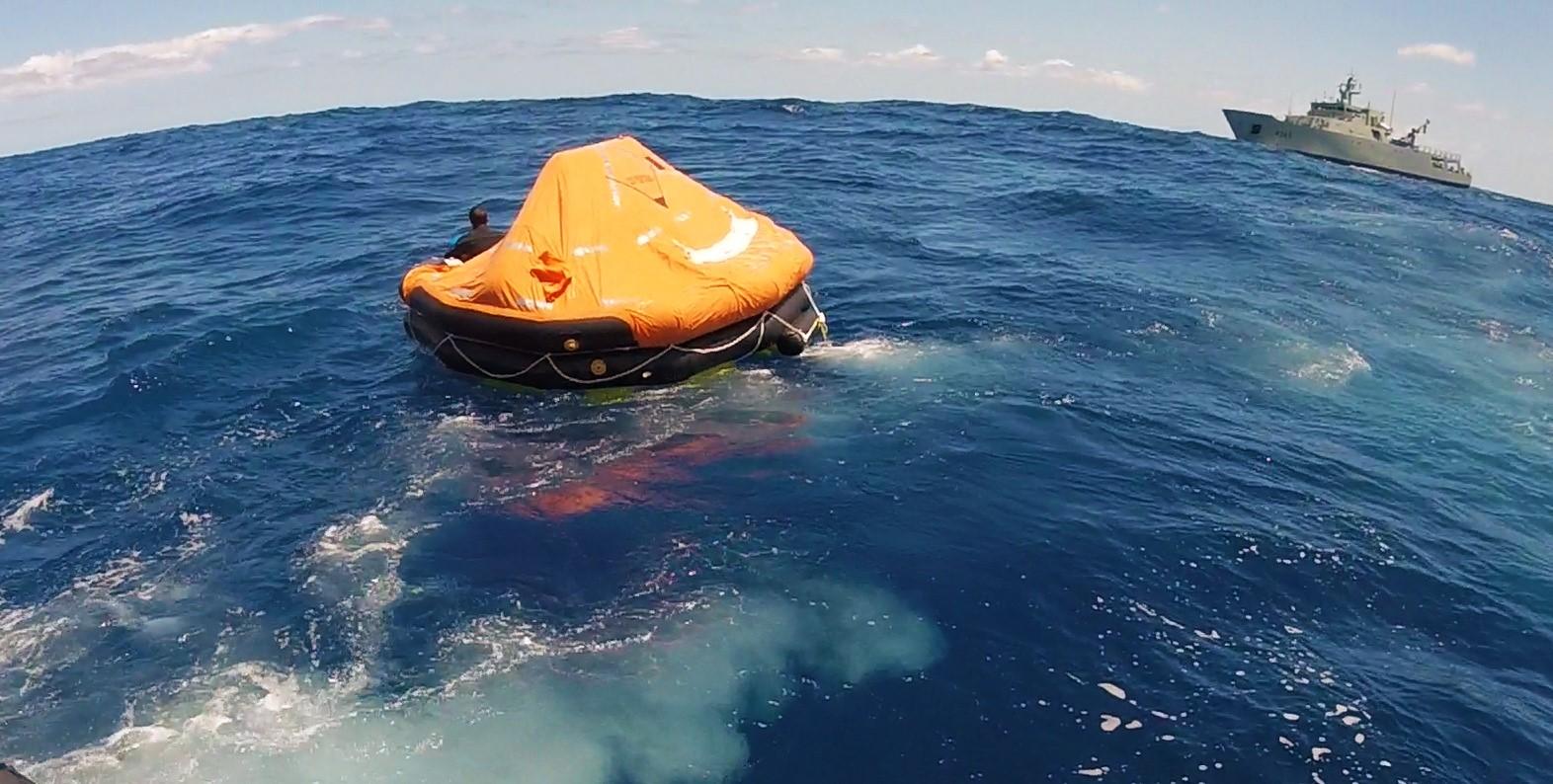 Portugal salvou 183 vidas no mar em 2020