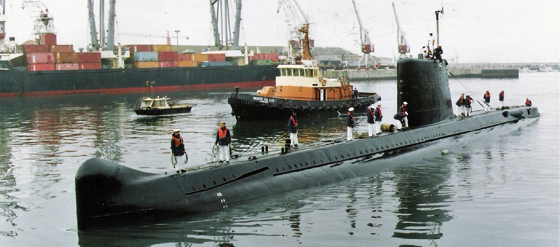 A Associação de Submarinistas de Portugal