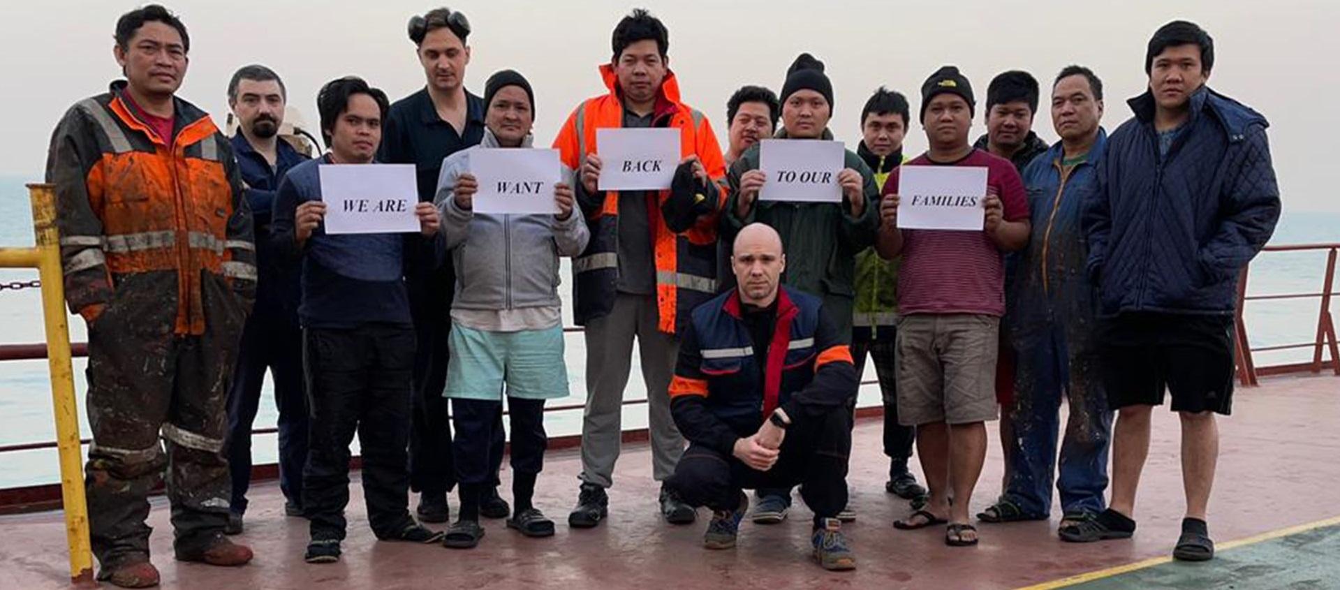 Os efeitos psicológicos da COVID-19 nos profissionais do mar