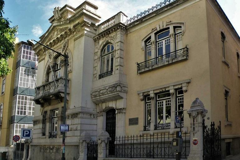 O edifício sede do CMN, na Av. Defensores de Chaves, projeto do princípio do Século 20, do arquiteto Norte Júnior (imagem do facebook do CMN)