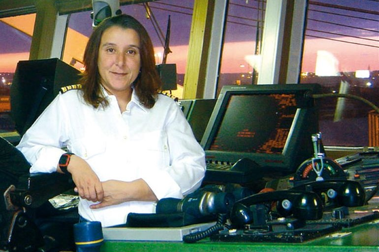 A Comandante Carla Muralha